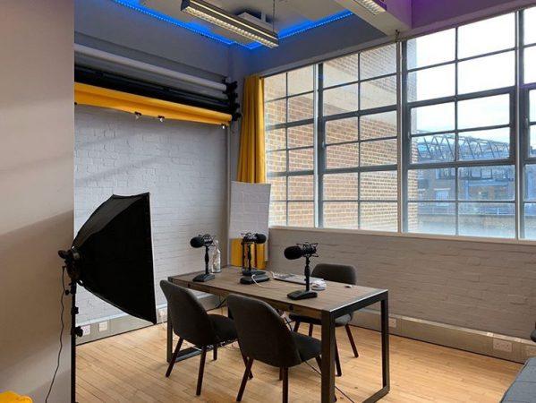 Outset Studio – Podcast Studio in London Bridge-slide-1