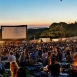Large Screen Hire – Outdoor Cinema
