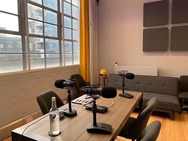 Outset Studio – Podcast Studio in London Bridge-slide-3