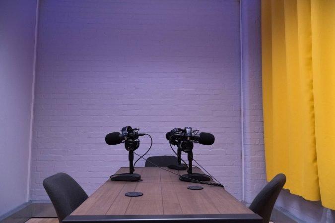 Outset Studio – Podcast Studio in London Bridge-slide-4