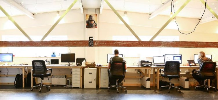 Dedicated Desk space for Hire – Hackney Wick-slide-1