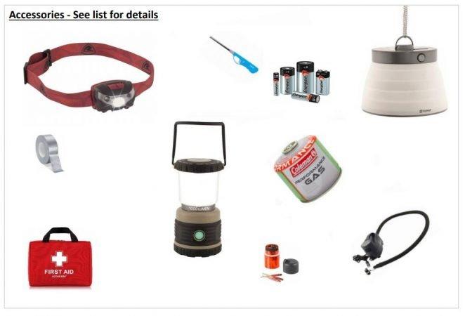 Tent & Camping equipment-slide-1