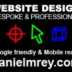 Freelance web designer in SW London