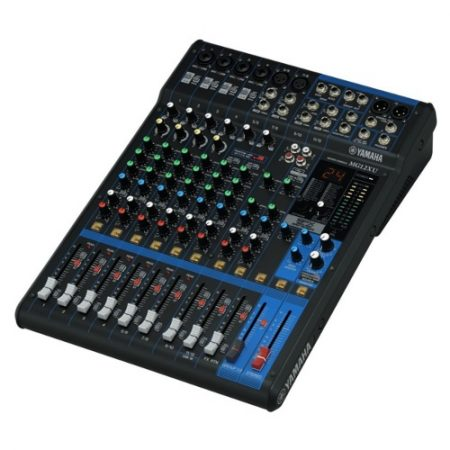 For Rent Yamaha MG12XU Analog USB Mixing Desk-slide-1