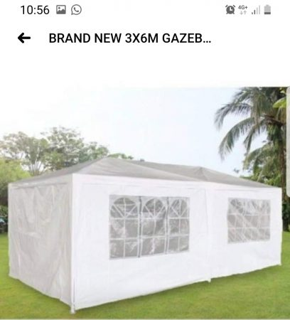 Gazebo,party tent, marquee for hire-slide-3
