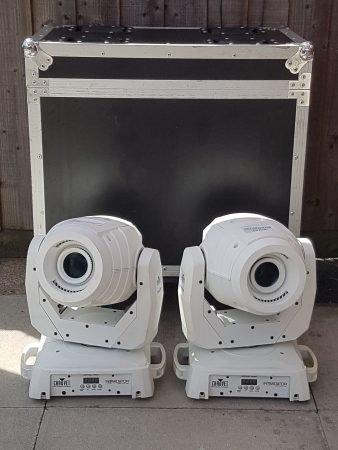 Chauvet intimidator spot 350-slide-1