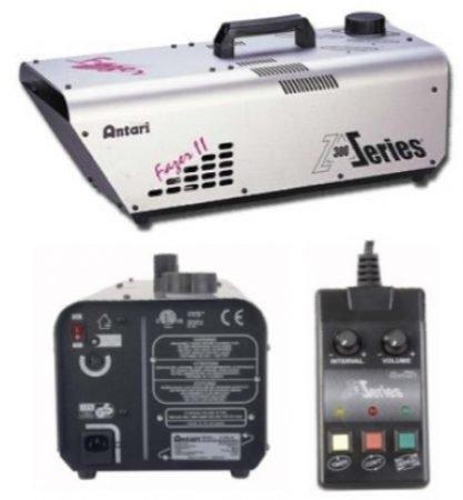 Antari z-300 fog machine/hazer-slide-1