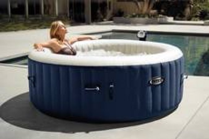4 x People Hot Tub (Pure Spa)-slide-1