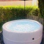 Inflatable Hot tub hire – Monaco range (6-8 person)