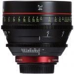 Canon CN-E 24mm lenses