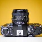 Vintage Camera Hire – Canon A1