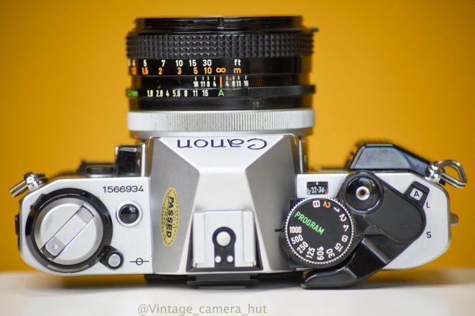 Canon AE-1 Program 35mm Film Camera for Rent-slide-2