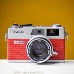 Canon Film Camera for hire (Canon Canonet QL17 GIII)