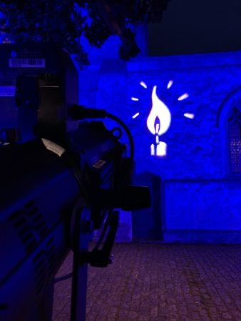 Chauvet Ovation IP Outdoor Event Projection 260WW or 910FC LED Profile Logo-slide-5