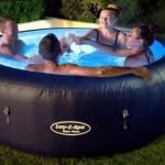Hot Tubs for Hire Inflatable range (4-6 people)