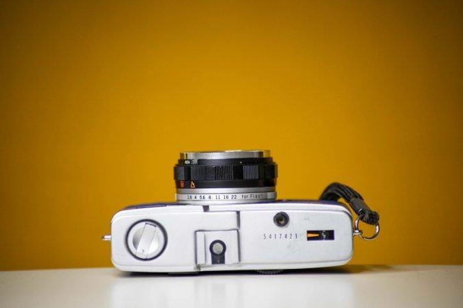 For Rent – Olympus Trip 35 Vintage Film Camera-slide-1