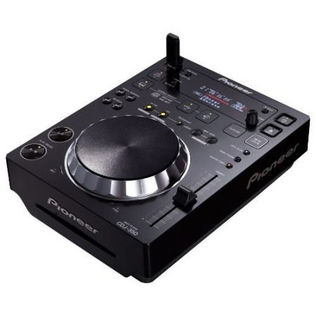 Pioneer CDJ-350 Player for hire-slide-1