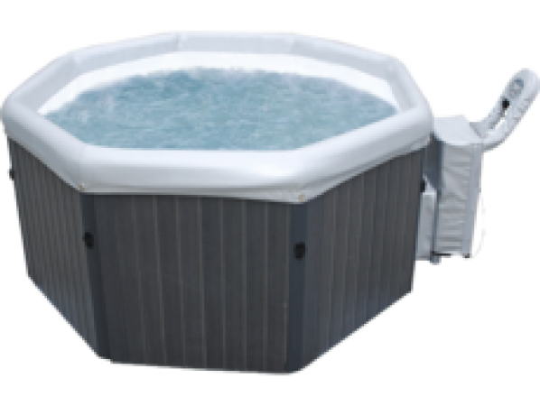 Tuscany Premium Bubble Spa for Hire (6 People)-slide-1
