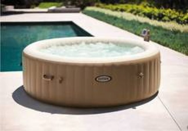 Hot Tub Hire 6 x People (Pure Spa)-slide-1