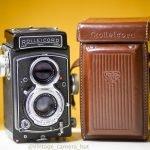 For Rent – Rolleicord VA Version 2 120 Film Camera