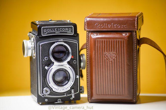 For Rent – Rolleicord VA Version 2 120 Film Camera-slide-1