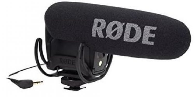 RØDE VideoMic Pro Compact Microphone-slide-1
