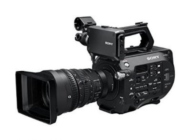 Sony PXW-FS& Digital Camera-slide-1