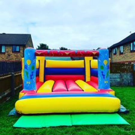 Bouncy Castle for hire-slide-1