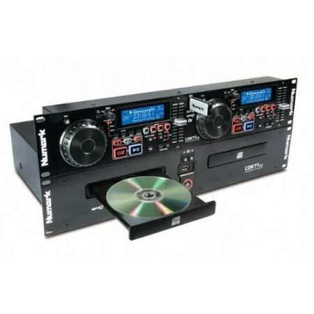 Dual CD Player for Hire-slide-1