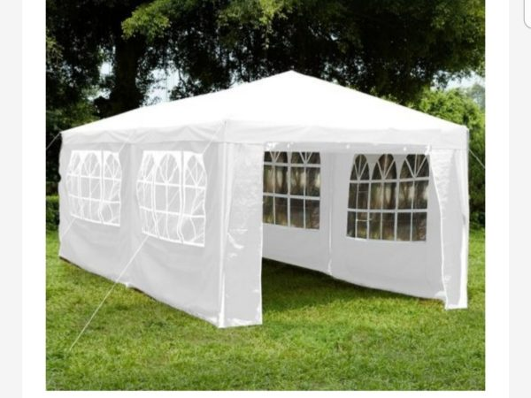 Gazebo,party tent, marquee for hire-slide-2
