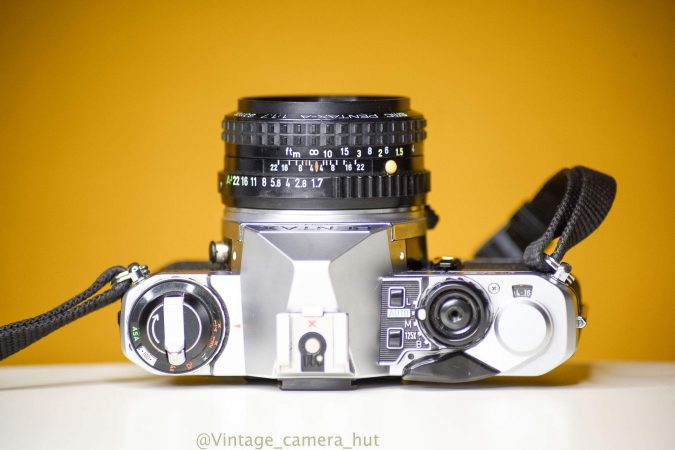 Pentax ME Super Vintage Film Camera For Hire-slide-1