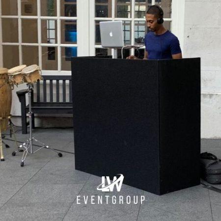 Glitter DJ Booth for Hire-slide-1