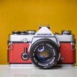 Olympus OM1 MD 35mm Film Camera for hire