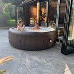 Hot Tubs (St Moritz Lay-Z Spa) For Hire