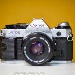Canon AE-1 Program 35mm Film Camera for Rent