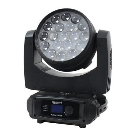 Moving Head Wash lights for hire (Pro range)-slide-1