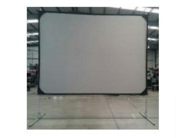 12'x9' Fastfold projection screen-slide-1