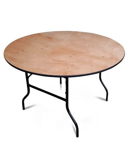 4 foot round banqueting table-slide-1