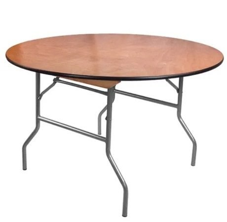 5 foot round banqueting table-slide-1