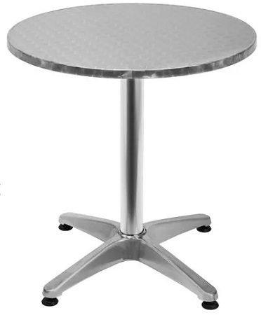 60cm aluminium bistro table-slide-1