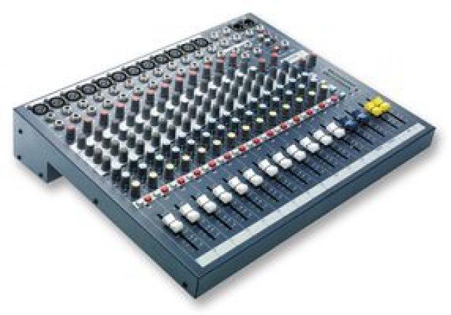 Audio Mixing Desk-slide-1