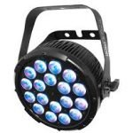 Chauvet Par 18 LED Lights