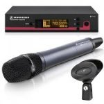 Hand Held Radio Microphone Kit for Hire