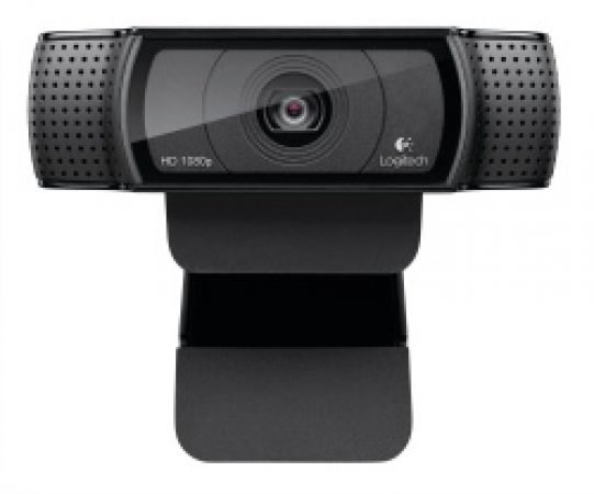 Logitec USB Webcam Full HD For Hire-slide-1
