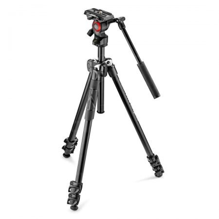 Manfrotto Tripod Stand for hire-slide-1