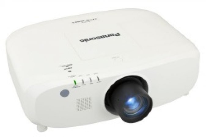 Panasonic Lumen High Power Projector-slide-1