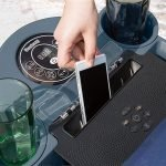 Lay-Z-Spa Entertainment Station For AirJet Hot Tubs