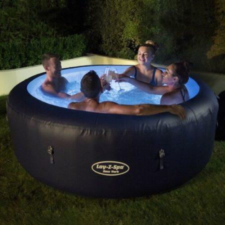 Hot Tub Hire – New York AirJet-slide-1