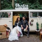 Campervan photobooth