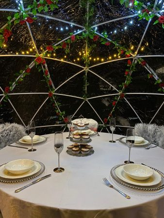 Garden Igloo Dome Pod Hire-slide-3